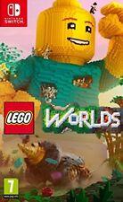 Juegos Nintendo switch Lego Worlds
