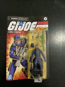 Hasbro GI Joe Vintage Retro Cobra Trooper Walmart Exclusive