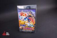 Sonic Spinball Sonic Hedgehog Sega Mega Drive Boxed Game Complete CIB Genesis