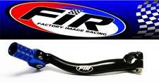 FIR GEAR LEVER - BLUE BLACK  - Yamaha  YZ400F YZF400 YZ426F YZF426 1998 - 2003