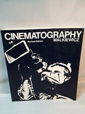 Malkiewicz, J. Kris CINEMATOGRAPHY Revised Edition 1st Printing
