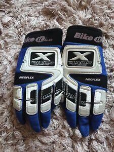 Bike It Neoflex Kids Motocross Gloves, Size XS.
