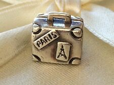 Authentic Pandora Travel Holiday Suitcase Charm 790362 Excellent condition