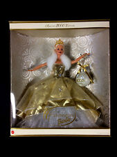 """""""Barbie"""" 2000 Mattel Holiday Celebration Special Year Edition Doll #28269 - New"""