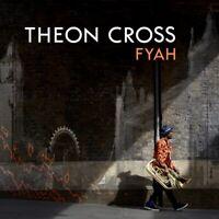 THEON CROSS - FYAH   VINYL LP NEU