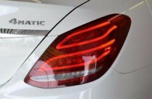 Mercedes - Benz C Class Sedan W205 Taillight