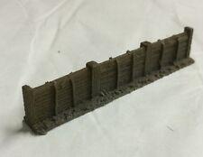 Javis J158 10 X 15mm Haut X 78mm de Long Marron Foncé Escrime - Résine de Fonte
