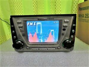 Panasonic CQ-VX7700D 2DIN type MD / CD AUX / DSP