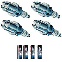 Spark Plugs x 4 Bosch Super 4 Fits Citroen Peugeot Renault Fiat Kia Hyundai Set