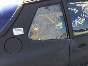 1983 PORSCHE 944  RIGHT PASSENGER RH QUARTER WINDOW GLASS - No Seal Glass only