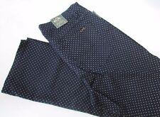 "$125 NWT LRL Ralph Lauren  Jeans Company Slimming Pants Polka Dot Sz 2 L 32"""