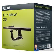Abnehmbare Anhängerkupplung für BMW X3 01.2011-02.2014 Typ F25 Oris NEU