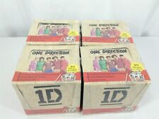 2013 One Direction Trading Cards - Heat damage - Sealed