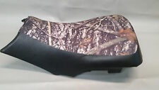 Arctic Cat Seat Cover 400 500 650 700 750 Thundercat 1000    2-TONE CAMO & BLACK