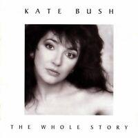 KATE BUSH -THE WHOLE STORY - GREATEST HITS CD ALBUM * NEW & SEALED *