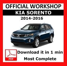 buy kia 2014 car service repair manuals ebay rh ebay co uk Kia Sorento Diesel kia sportage diesel service manual