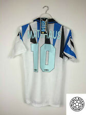 Inter Milan MATTHAUS #10 91/92 *BNWT* Away Football Shirt (M) Soccer Jersey
