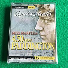 Miss Marple in 4.50 from Paddington: Agatha Christie: NEW AudioBook Cassette