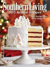 Southern living 2013 annual recipes hard cover Cookbook
