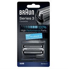 32B Braun Series3 Shaver Model 370CC-4 370CC Type / 5413 Cutter Foil Do
