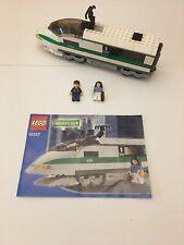 Lego 10157 Word City High Speed Train Locomotive Complete