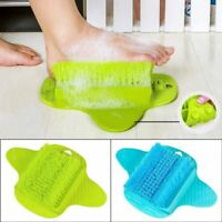Shower Foot Scrubber Brush- Bath Tub Floor Brush For Cleaning Feet Soles