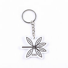 KPOP EXO The War 4th Album Keychain Acrylic Keyrings XIUMIN SUHO LAY BAEKHYUN DO