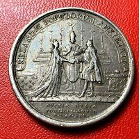 #4118 - AMOUR ET MARIAGE Médaille de mariage, rosières de Canon, Mézidon et Vieu