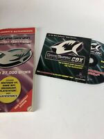 Gameshark CDX Video Game Enhancer Version 3.3 Playstation - 9th Ed. CodeBoy Book