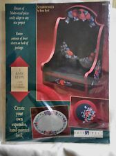 Decoupage Fruit Strawberries Hand-painted Paper Prints & project book