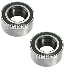 Pair Set Of 2 Rear Timken Wheel Bearings for BMW E36 E82 E88 E90 E91 E92 E93 RWD