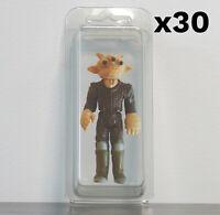 30 x Premium Loose Blister Cases for 3 3/4 Inch Figures Star Wars G.I Joe Etc