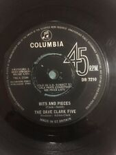 """THE DAVE CLARK FIVE 7"""" 45rpm """"Bits And Pieces/All Of The Time"""""""
