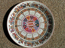 Wedgwood Calendar Year Plate - 1974 - CAMELOT (boxed)