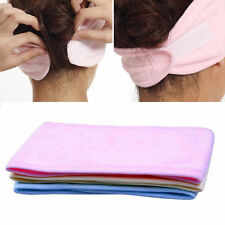 Adjustable Elastic Stretch Headband Hair Band For Women's Washing Face SPA Tool