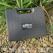MILBRO TACTICAL PROTECTIVE PISTOL HARD STORAGE CASE WITH EGG FOAM SHOOTING