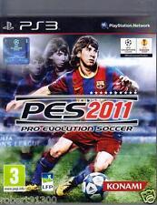 JEU PS3../......PRO EVOLUTION SOCCER 2011.......