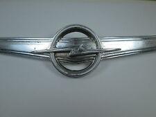 Vintage Opel Admiral or Kapitan 60s metal emblem LOGO collectable rare antique