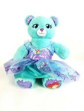 Build A Bear Limited Edition Disney Little Mermaid Ariel Plush 2015 Sings Rare