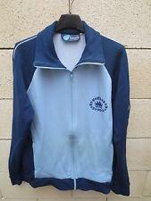 VINTAGE Veste TREVOIS bleu ciel made in France années 80 sport collection 183 L