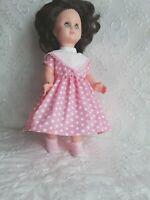 Vêtements de poupée 40 cm, compatible modes et travaux, petit colin.