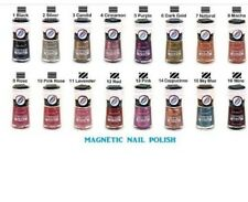3 Magnetic Nail Polish Nabi Magnetic Nail Art(PICK UR OWN 3 COLORS )