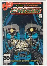 Crisis on Infinite Earths #6 George Perez Marv Wolfman Superman Flash 9.4