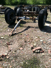 Trailer Axle Assembly Steering Heavy Duty Made By Shuler Axle Model 15G