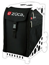 Zuca Sports Insert Bag Obsidian Black - New - No Frame - Free Fast Shipping!