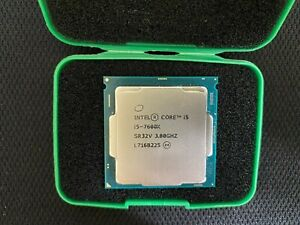 Used Intel Core i5-7600K 3.8GHz Quad-Core Processor