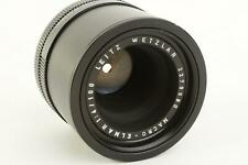 Leica Macro-Elmarit 1:4 / 100mm bellows head (no clicks to aperture ring)