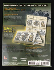 MAP PACK ONLY from Call of Duty Modern Warfare 2 Prestige Edition Strategy Guide