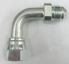 AF 6500BT-08-08 - 1/2 Male JIC X 1/2 Female JIC 90 Bent Tube Elbow