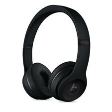 Beats by Dr. Dre Solo3 Wireless Headphones - Matte Black-Brand New